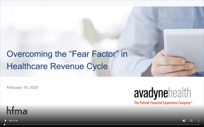 Overcoming the Fear Factor in Rev Cycle