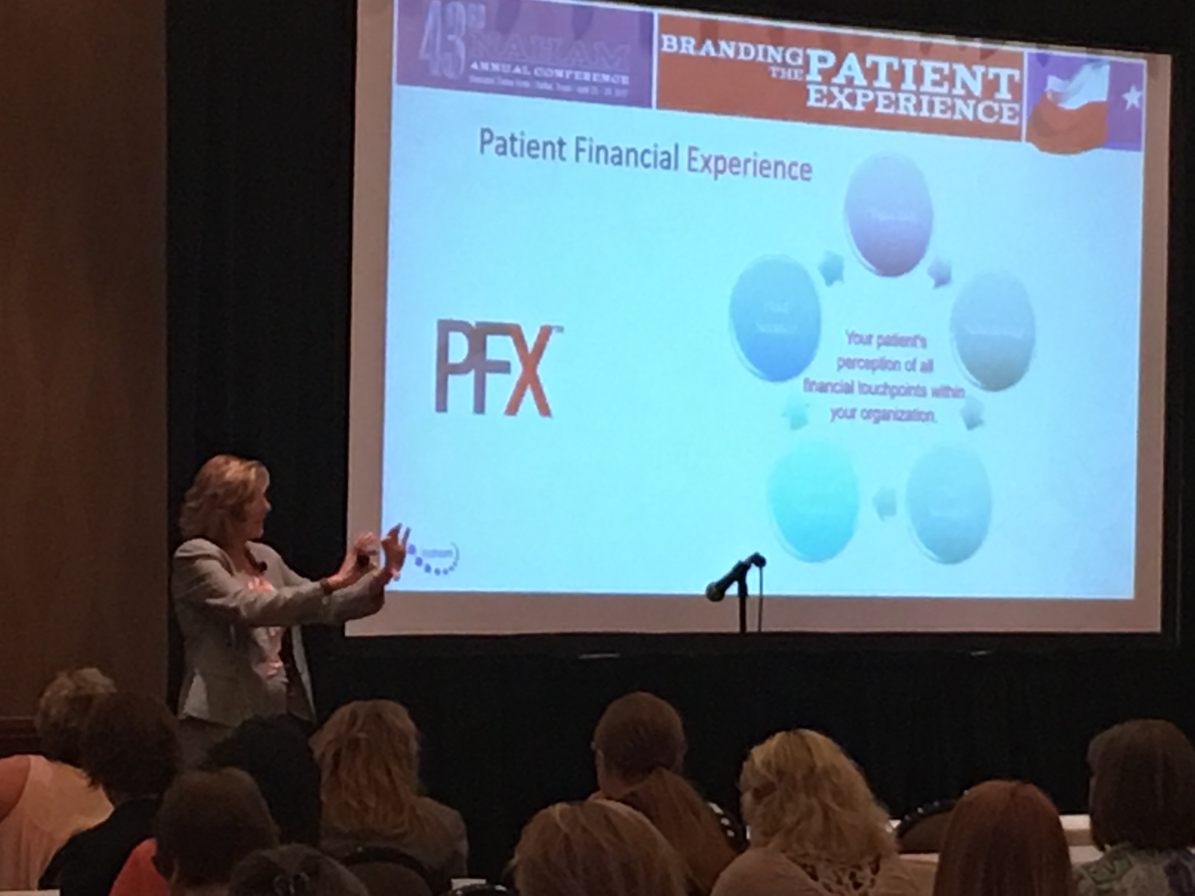 Avadyne Shows How Hospitals Can Empower Patients in Financial Outcomes at April NAHAM Conference